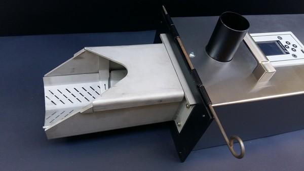 Пелетната модулираща горелка PM30 компакт